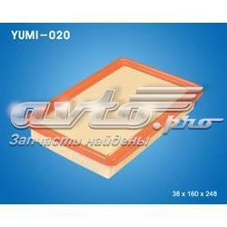 фільтр повітряний  YUMI020