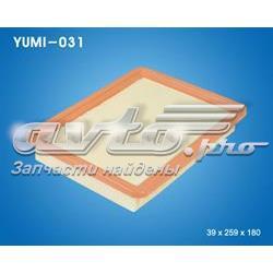 фільтр повітряний  YUMI031