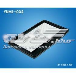 фільтр повітряний  YUMI032