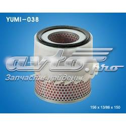 фільтр повітряний  YUMI038