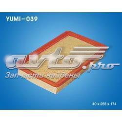 фільтр повітряний  YUMI039