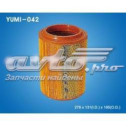 фільтр повітряний  YUMI042