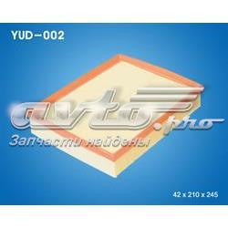 фільтр повітряний  YUD002