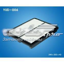 фільтр повітряний  YUD006
