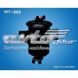 фильтр топливный  YFT002