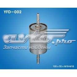 фильтр топливный  YFD002