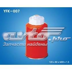 фильтр топливный  YFK007