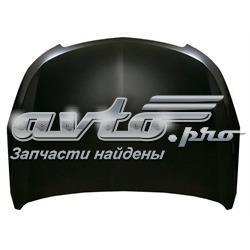 Фото: Капот Chevrolet Cruze