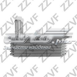 радиатор масляный (холодильник), под фильтром  ZVT411F