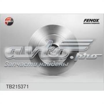 TB215371 Fenox диск тормозной задний