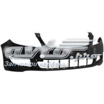 Передний бампер на Skoda Fabia  5J5 - Купить бампер Шкода Фабия на Авто.про