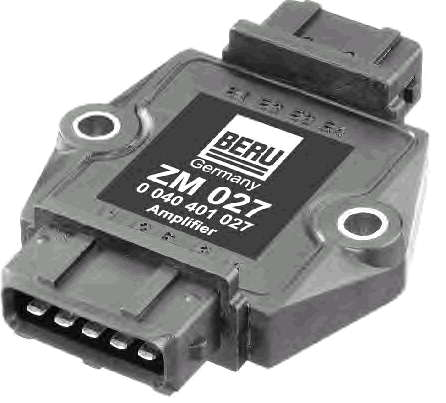 Фото: Модуль запалювання, комутатор Audi A8
