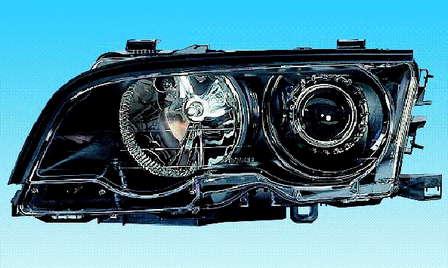 Фото: Фара левая BMW 3