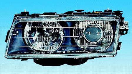 Фото: Фара ліва BMW 7
