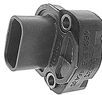 Фото: Датчик положення дросельної заслінки (потенціометр) Dodge Caravan