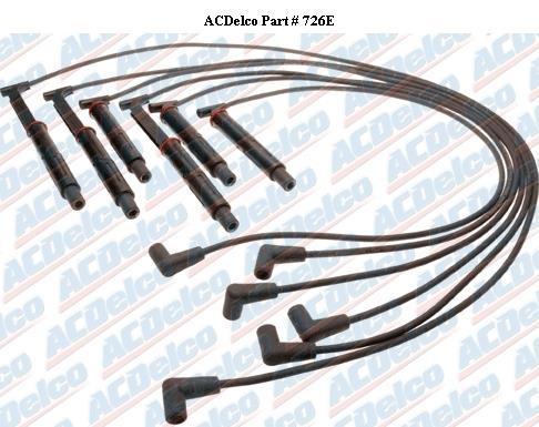 Фото: Провода высоковольтные, комплект Chevrolet Lumina