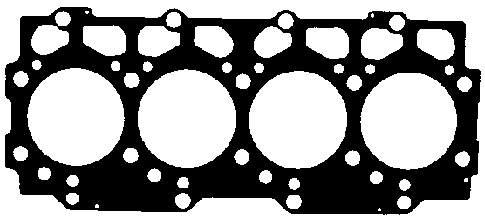 Фото: Прокладка головки блоку циліндрів (ГБЦ) Alfa Romeo 164