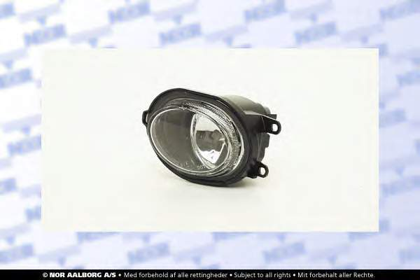 фара противотуманная правая  XBJ105500