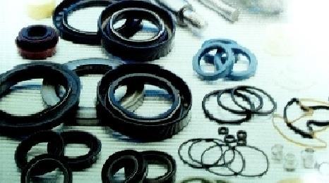 Ремкомплект рулевой рейки (механизма), (ком-кт уплотнений)