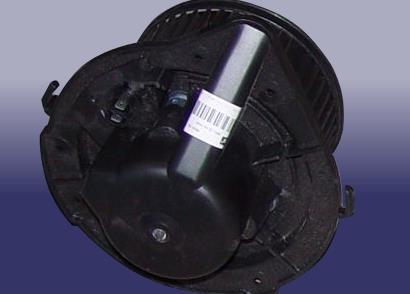 Фото: Мотор вентилятора пічки (обігрівача салону) Chery Amulet