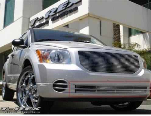 Фото: Решітка переднього бампера Dodge Caliber