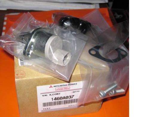 регулятор давления топлива митсубиси l200