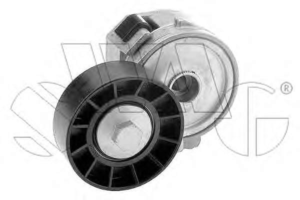 Фото: Натяжитель приводного ремня Citroen Jumper