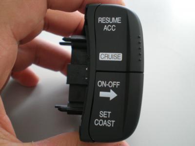 Фото: Перемикач управління круїз контролем Chevrolet Lacetti