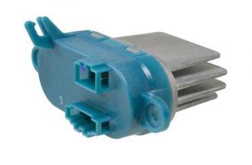 Фото: Резистор (сопротивление) вентилятора печки (отопителя салона) Audi Q7