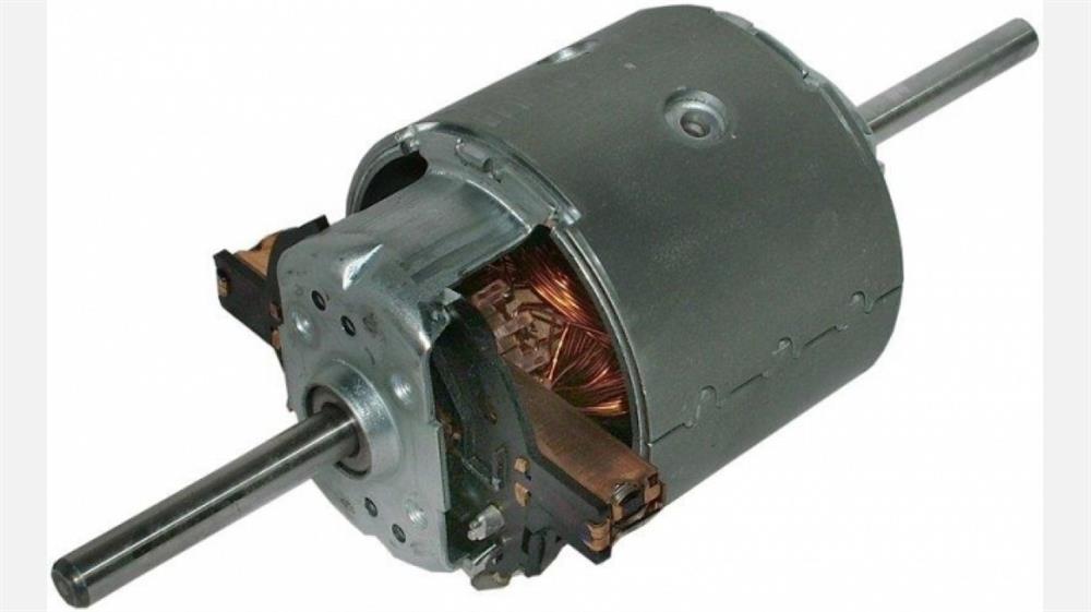 двигатель отопителя кабины вольво f12