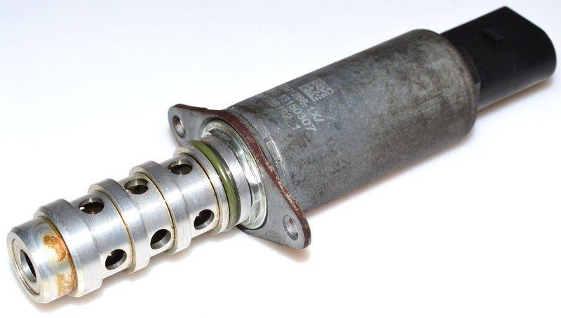 Фото: Клапан електромагнітний положення (фаз) розподільного валу Audi Q7