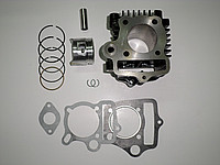 Фото: Комплект поршневий (поршень + гільза) Alfa Romeo 164