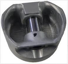 Фото: Поршень с пальцем без колец, 2-й ремонт (+0,50) Chevrolet Evanda