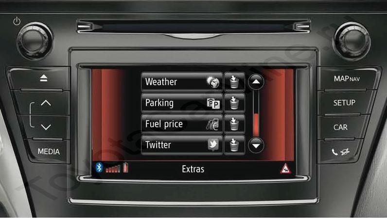 как установить навигатор на Toyota Венза 2014года #5