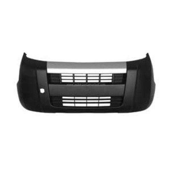 Передний бампер на Fiat Qubo  255 - Купить бампер Фиат Кубо на Avto.pro