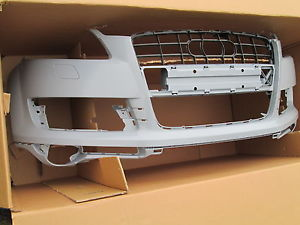 Фото: Бампер передний Audi Q7
