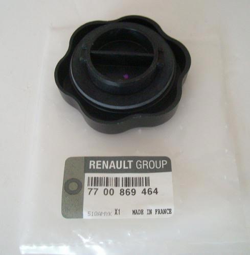 крышка маслозаливной горловины renault 21