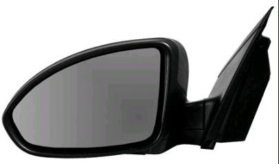 Фото: Зеркало заднего вида, левое Chevrolet Cruze