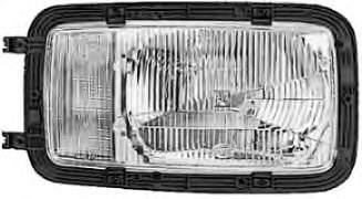 Оптика на Mercedes Truck SK ()