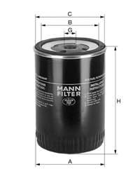 Photo: WK9203 Mann-Filter