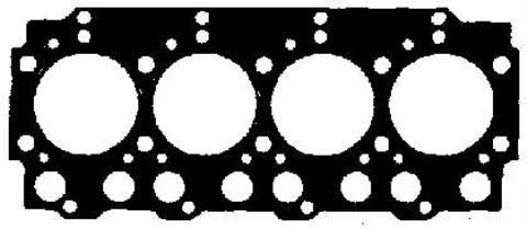 1050371 Ford прокладка гбц (Толщина: 1,62)