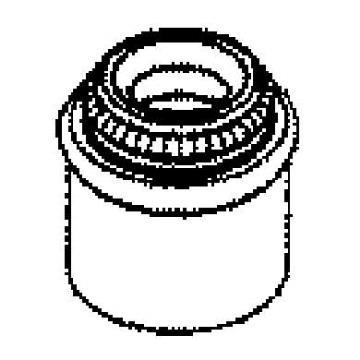 Сальник клапана (маслосъёмный) впускного на Ford Focus III седан (2011 - 2100) - Сравнить цены, купить на Avto.pro