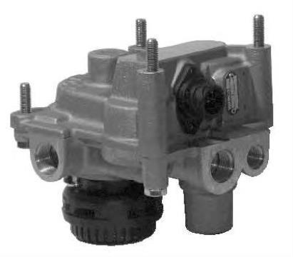 Ускорительный клапан пневмосистемы на Mercedes Truck Atego ()