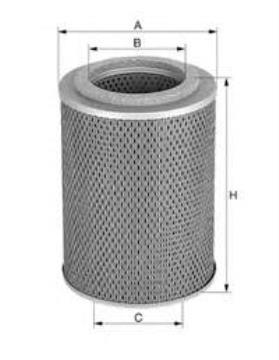 351 2829 Iveco фильтр гидравлической системы