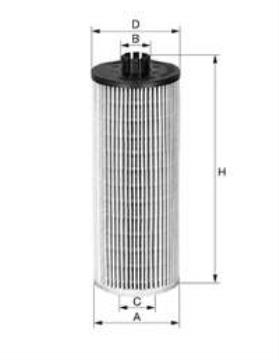 Mann-Filter HU842X                                 (HU 842 X)
