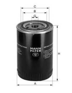 Фото: W830 Mann-Filter