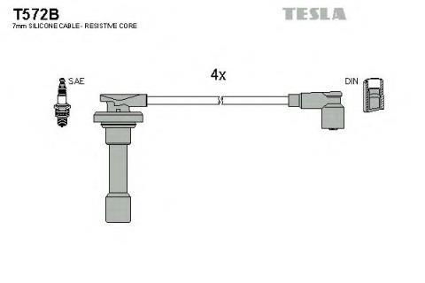 Фото: T572B Tesla