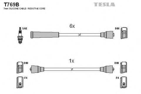 Фото: T769B Tesla