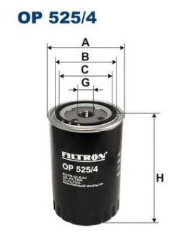 Фото: OP5254 Filtron