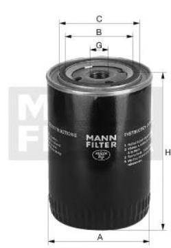 Фото: W7193 Mann-Filter